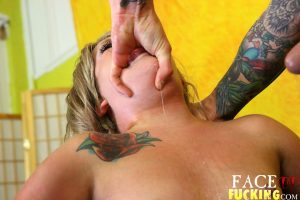 Face Fucking Harper Grace First Porn
