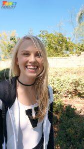 Teen Fidelity Lily Rader in TFSN Cheerleaders 4